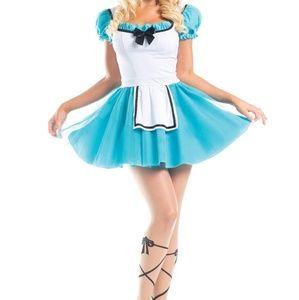 Sexy Alice Halloween Costume